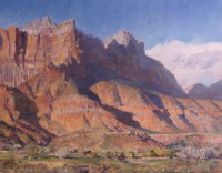Nearing Zion / Andrew Peters / 22.00x28.00 / $10000.00