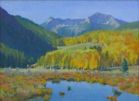 West End of Kebler Pass / Wayne Wolfe / 18.00x24.00 / $9000.00