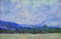 Sawtooth Valley, Idaho / Amy Sidrane / 12.00x18.00 / $2500.00/ Sold