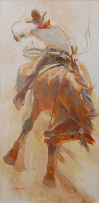 Widow Maker / John Moyers / 60.00x30.00 / $58000.00
