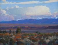 High Desert Wyoming / G. Russell Case / 24.00x30.00 / $9800.00