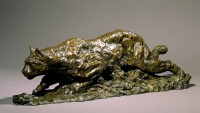 Undercover, Cougar / Kenneth Bunn / 10.50x9.00 / $16000.00