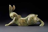Rabbit Reach Monument / Tim Cherry / 44.00x82.00 / $68000.00