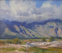 Afternoon Buildup - South Fork / Skip Whitcomb / 36.00x36.00 / $18500.00