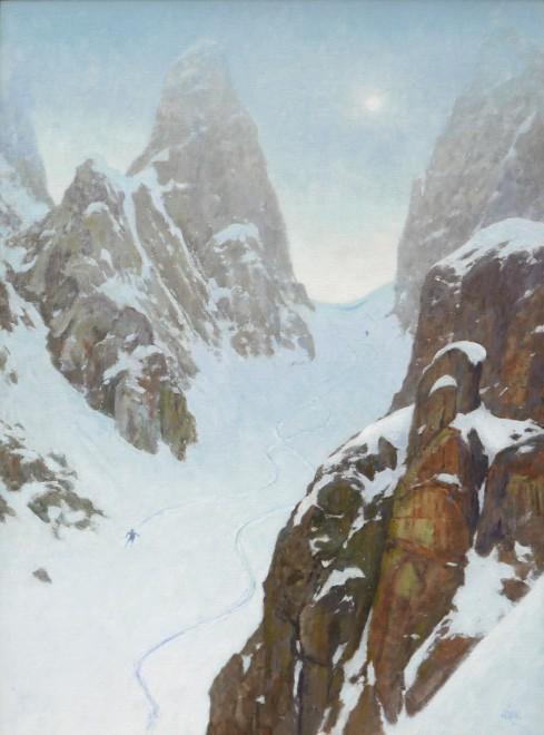 High Lines / Ralph Oberg / 55.00x44.00 / $29000.00