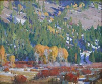 Along the Wood River / G. Russell Case / 20.00x24.00 / $7800.00/ Sold