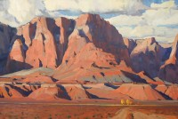 November Cliffs / G. Russell Case / 24.00x36.00 / $13000.00