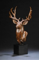 Muley / Tim Shinabarger / 20.00x9.00 / $2800.00/ Sold