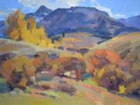 Wilson Mesa / Jill Carver / 12.00x16.00 / $1850.00