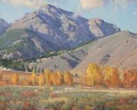 Baker Creek Autumn / G. Russell Case / 16.00x20.00 / $6000.00