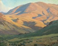 Evening Gold / G. Russell Case / 24.00x30.00 / $10000.00