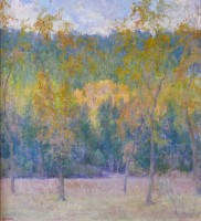 Along the Trail of the Coeur d'Alene's / Amy Sidrane / 28.00x25.00 / $7900.00