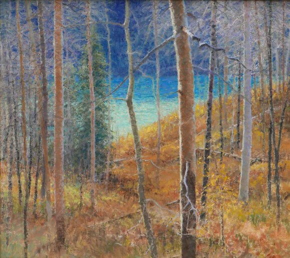 St. Mary Lake - Fall Afternoon / Skip Whitcomb / 32.00x35.00 / $21000.00